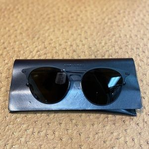 Saint Laurent sunglasses with case